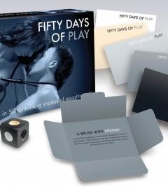 FIFTY DAYS OF PLAY - erotická spoločenská hra (v angličtine)