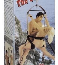Freestyle - pružinová erotická hojdačka