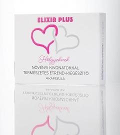ELIXIR PLUS - výživový doplnok pre ženy (4ks)
