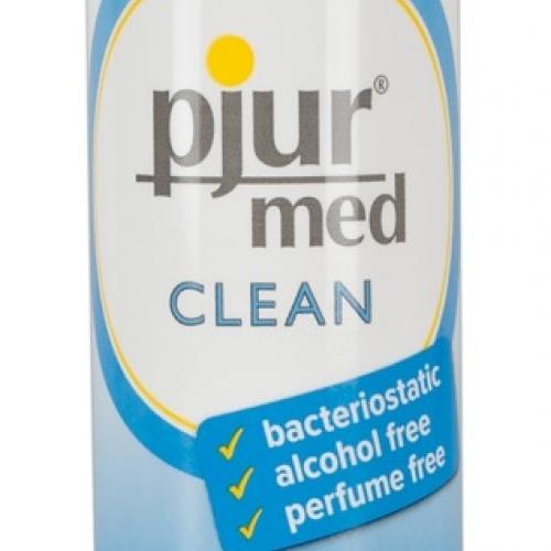 Pjur Med Clean - čistiaci sprej na erotické pomôcky a intímne partie (100ml)
