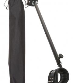 ZADO – veľká rozťahovacia tyč na nohy (čierna)