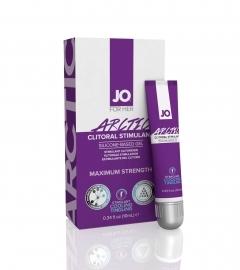 System JO Clitoral Stimulant Cooling Arctic - stimulačný gél pre ženy (10ml)