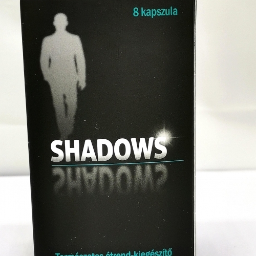 Shadows - natural dietary supplement for men (8pcs)