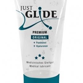 Just Glide Premium Original - vegan water based ...