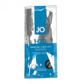 SYSTEM JO - H2O ORIGINAL LUBRICANT SACHET 10 ML