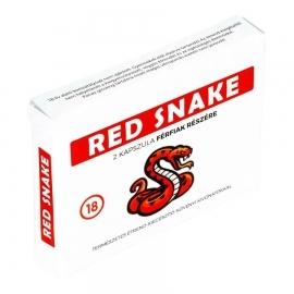 RED SNAKE FOR MEN 2 PCS